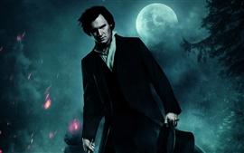 미리보기 배경 화면 에이브러햄 링컨 : 뱀파이어 헌터 HD