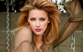 Preview wallpaper Amber Heard 05