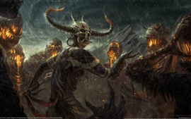Preview wallpaper Diablo III HD