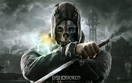 Preview wallpaper Dishonored