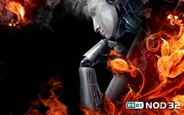 Preview wallpaper ESET NOD32
