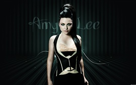Preview wallpaper Evanescence 01