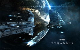 Preview wallpaper Eve Online: Tyrannis