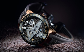 Preview wallpaper Exquisite workmanship of the watch