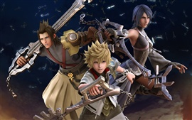 Preview wallpaper Final Fantasy XIV 2012 HD