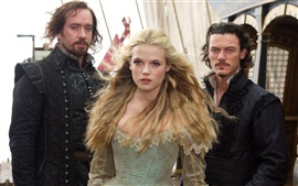 Preview wallpaper Gabriella Wilde in The Three Musketeers 2012