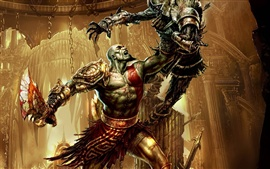 Preview wallpaper God of War 3 HD