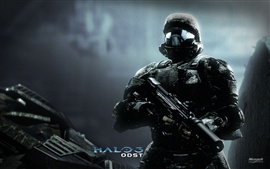 Preview wallpaper Halo 3: ODST