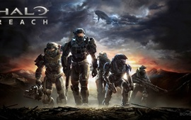 Preview wallpaper Halo: Reach