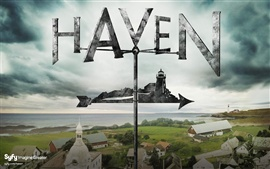 Preview wallpaper Haven logo