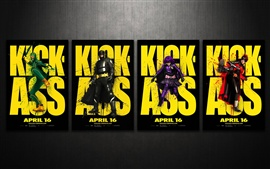 Preview wallpaper Kick-Ass 2010