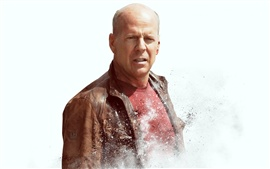 Preview wallpaper Looper, Bruce Willis