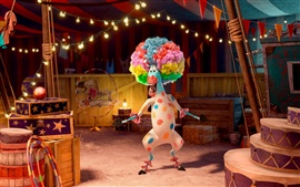 Preview wallpaper Madagascar 3 movie wide