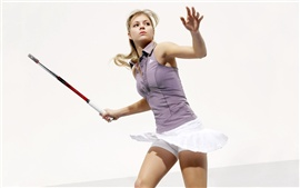Preview wallpaper Maria Kirilenko 01