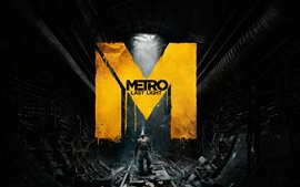 Preview wallpaper Metro 2033 HD