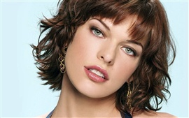 Preview wallpaper Milla Jovovich 01