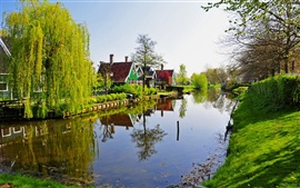 Preview wallpaper Netherlands Zaandam