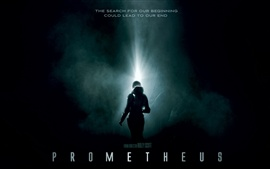 Preview wallpaper Prometheus 2012 Movie