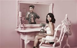 Aperçu fond d'écran Selena Gomez 05