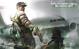 Preview wallpaper Splinter Cell: Blacklist