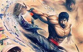 Rue X Fighter Tekken