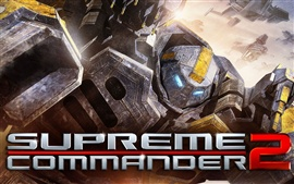 Preview wallpaper Supreme Commander 2