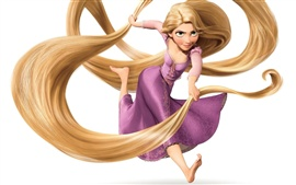 Preview wallpaper Tangled wide