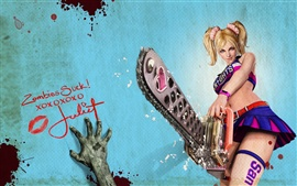 Preview wallpaper The Chainsaw girl fantasy