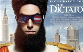 Preview wallpaper The Dictator 2012