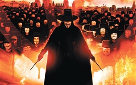 Preview wallpaper V for Vendetta
