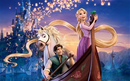 Preview wallpaper 2011 Tangled