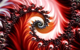 Preview wallpaper Abstract spiral pattern