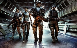 Preview wallpaper Aliens: Colonial Marines