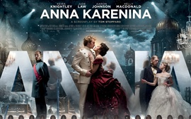 Preview wallpaper Anna Karenina 2012