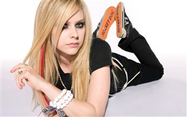Preview wallpaper Avril Lavigne 30