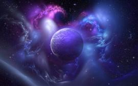 Синий мир, планета