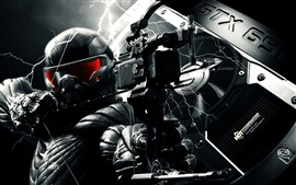Preview wallpaper Crysis 3 game 2013