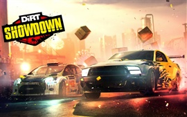 Preview wallpaper Dirt: Showdown HD