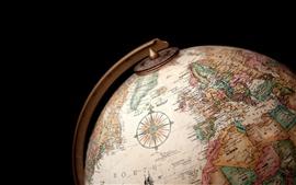 Земля инструмент крупным планом