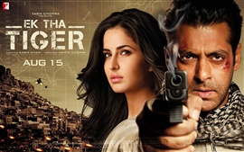 Preview wallpaper Ek Tha Tiger 2012