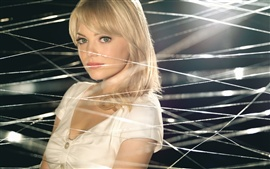 Emma Stone en The Amazing Spider-Man 2012