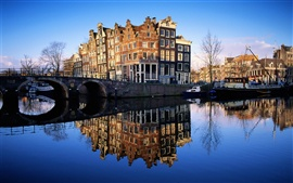 Preview wallpaper Famous buildings Netherlands