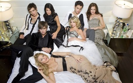 Preview wallpaper Gossip Girl HD