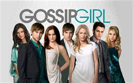 Preview wallpaper Gossip Girl wide