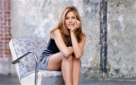 Preview wallpaper Jennifer Aniston 01