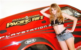 Preview wallpaper Keeley Hazell 02