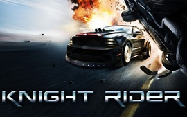 Preview wallpaper Knight Rider