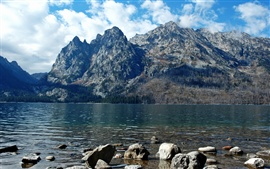 Preview wallpaper National Parks of Grand Teton Wyoming