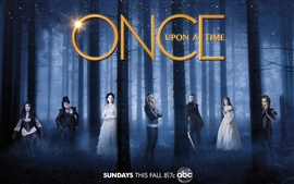 Once Upon a série de TV Tempo
