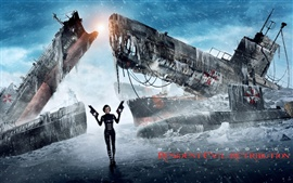 Preview wallpaper Resident Evil: Retribution movie HD